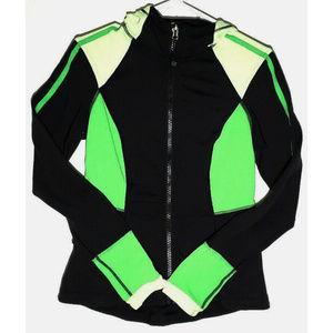 Lululemon Womens Studio Surf Hoodie Jacket Size 8